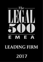 Legal 500 2017 Logo