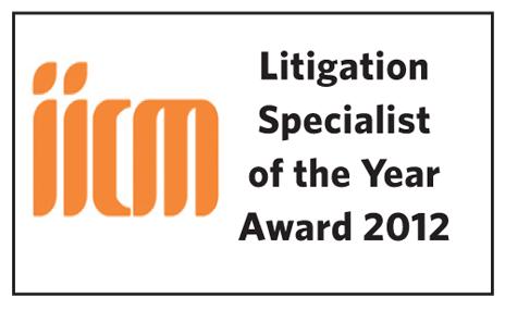 iicm awards logo