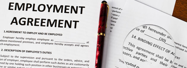 Supreme Court Finds Employment Agreements Unconstitutional