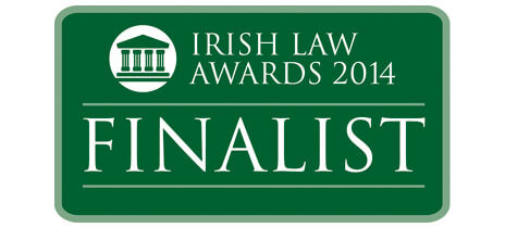 Irish Law Awards 2014