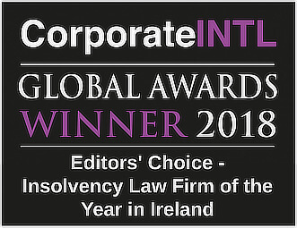 2018 Global Awards - Editors' Choice - Insolvency Law Firm - i...
