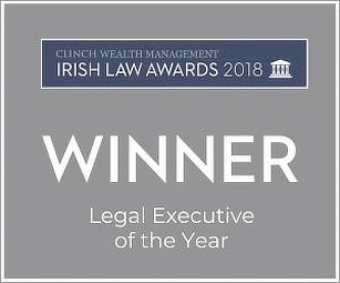 Irish Law Awards 2018 - Legal Executive of the Year
