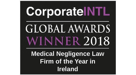corporateINTL global awards winner medical negligence 2018