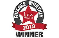 finance monthly law awards winner 2018