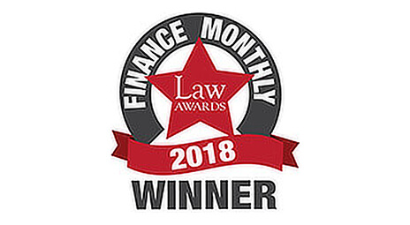 finance monthly winner 2018