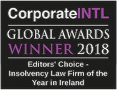 2018 Global Awards - Editors' Choice - Insolvency Law Firm of the Year
